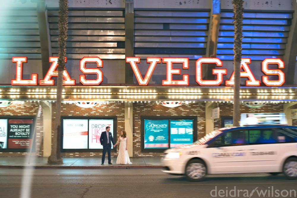 Las Vegas Wedding Photographers Dwontown Vegas