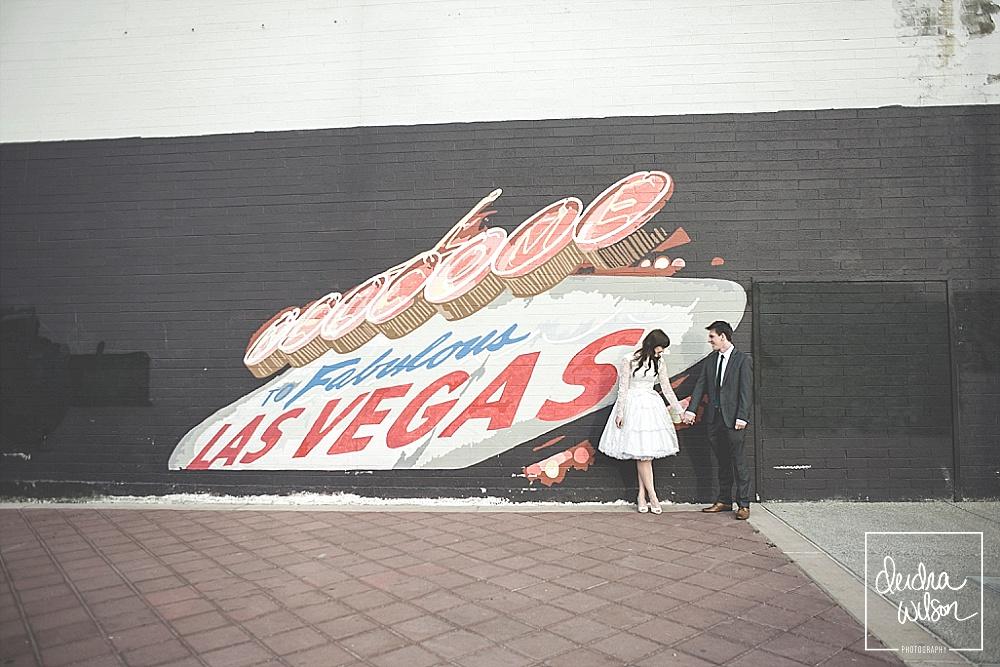 Vegas Elopement