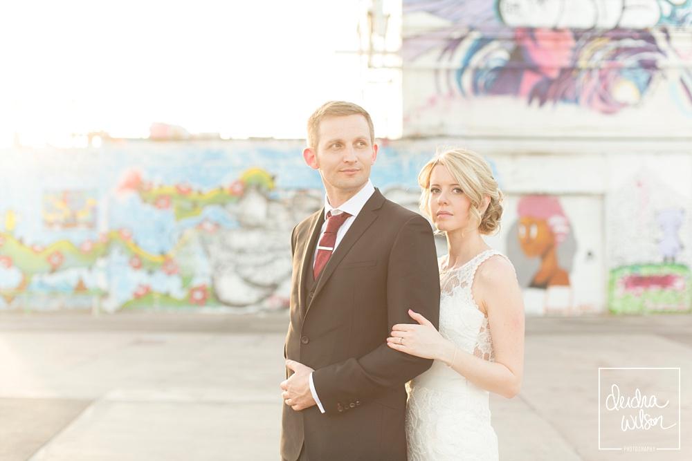 Arts District - cool Las Vegas wedding venues